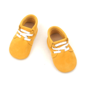 Autumn Ankle Soft Sole Baby Leather Casual Shoes