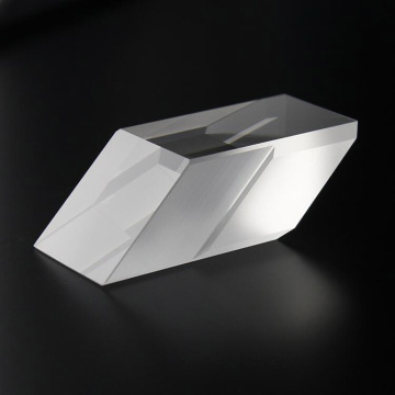 Blank Glass Rhomboid Mirror Prism with AR Coated