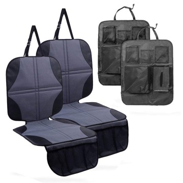 Car Back Seat Protector Hanging Car Travel Organizer