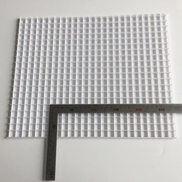12.7*12.7mm Mesh Size Egg Crate Grille Panel Factory Price