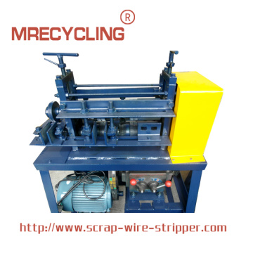 Nakabalot na Wire Stripper Recycling Machine