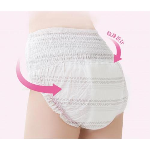 Trousers Super Soft Sleeping Pants Sanitary Napkin