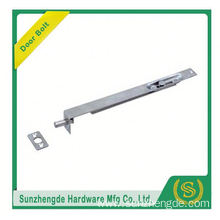 SDB-002SS Top Quality Stainless Steel Stud Tower Bolt For Doors And Nut Windows