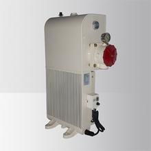 Oil Cooler with Electric Fan for Concrete Agitator