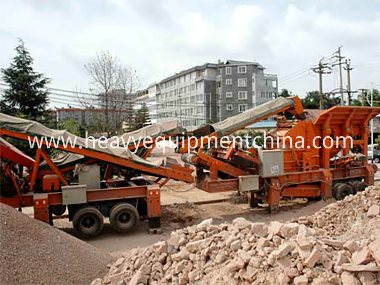 Mobile Crusher For Sale