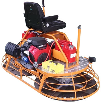 Honda engine used concrete power trowel machine