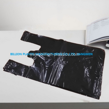 Black LDPE Black Bag