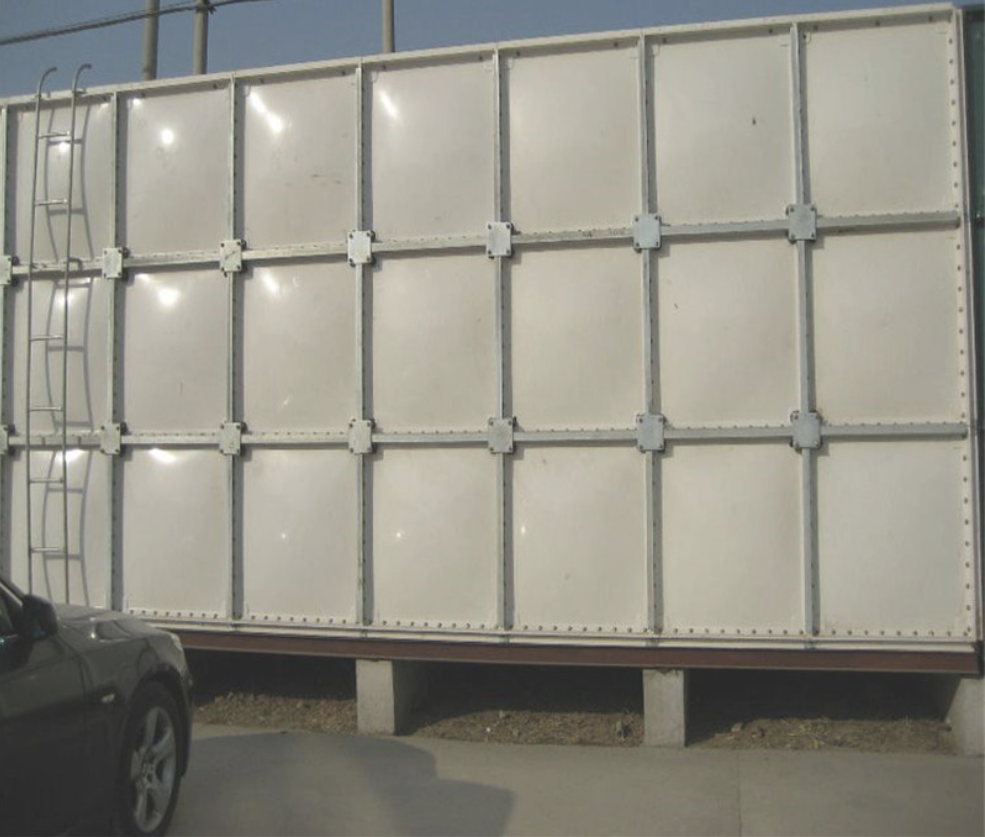 Plastic FRP Water Tank For Water Treatment