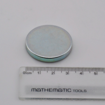 Rare Earth Round Permanent Ndfeb Magnet