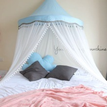 Half  Moon Tent Bedside Ceiling Mosquito Net