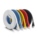 High Speed Cat6 Slim LAN Cable with RJ45