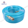 Flexible Braided Reinforced Polyurethane PU Hose / Tubing