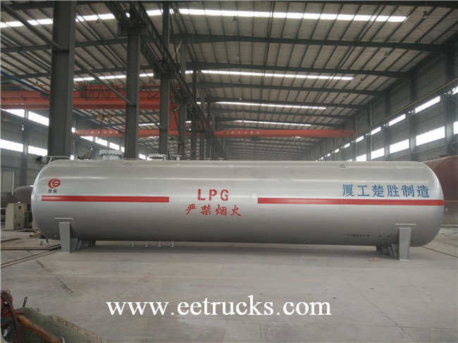 50 TON Propane Storage Tanks