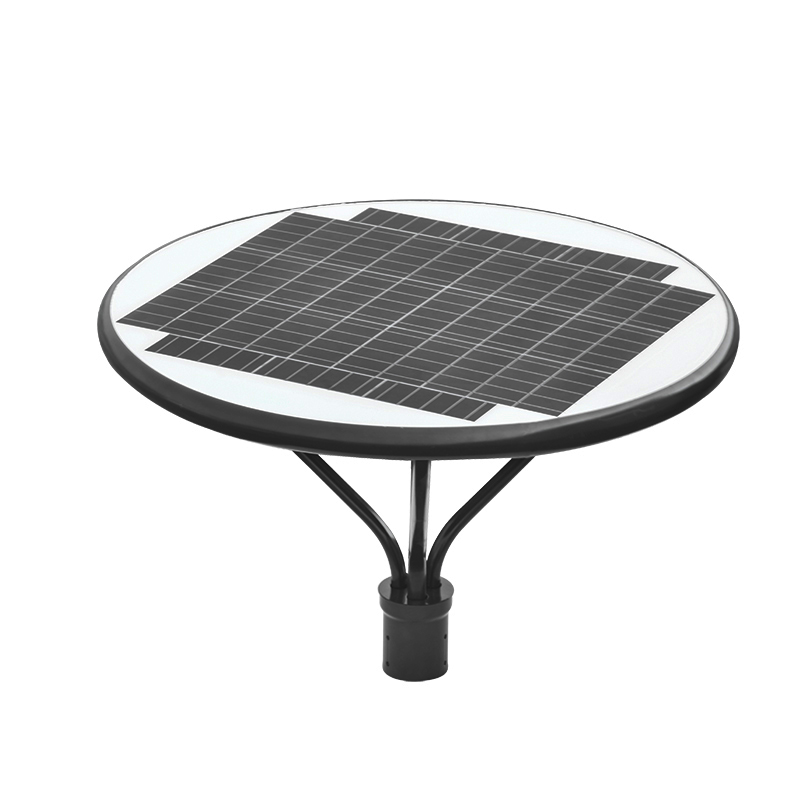 Pole Mount Solar Light