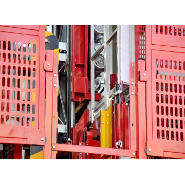 SC200 Rack and Pinion Building passenger elevator