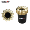 PDC diamond core drill bits for hard rock