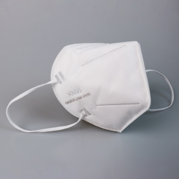 Disposable 3D Fold Dust KN95 Face Mask