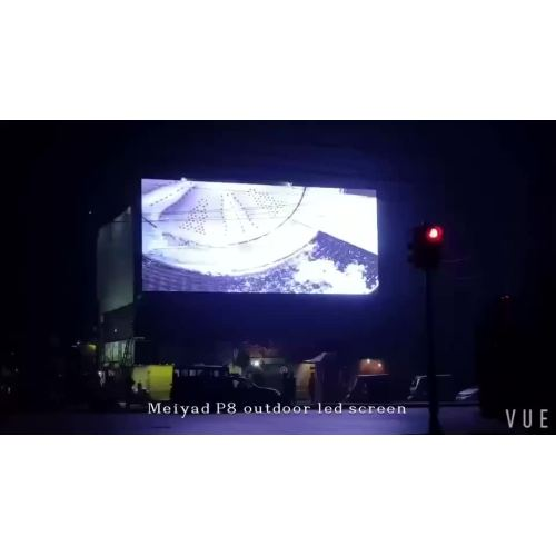 Outdoor Advertising Waterproof P10 LED display/sign