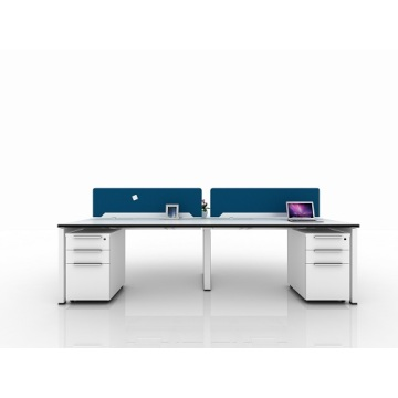 Modern standard office table desk dimensions