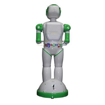 Humanoid Electronic Service Robot With Orbit