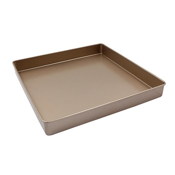11x11 Inch Carbon Steel Cake Baking Sheet