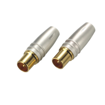 Female to Male RCA Audio Connector