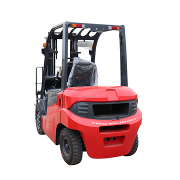 3 Tons Diesel Forklift (4-meter Lifting Height)