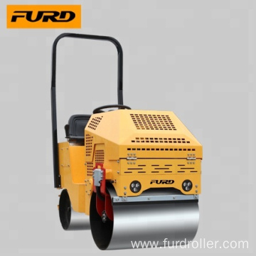 On-demand Delivery Mini Tandem Road Roller Cheaper Price FYL860