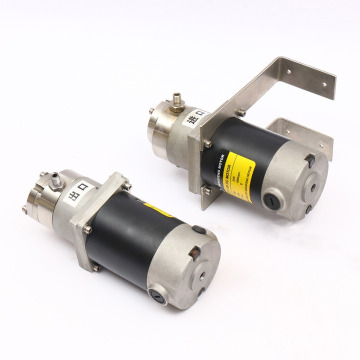 High Torque Oil pump 80W Servo DC Motor