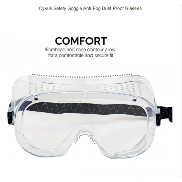 Medical Breathable Safety Goggle