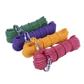 Customized pe polyester outdoor climbing rope for sale