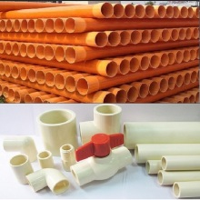 CPVC Resin For Pipes & Fittings Factory
