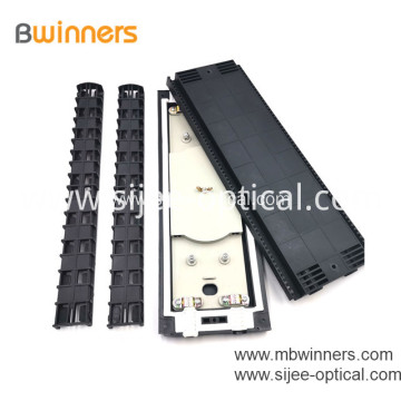 Enclosure Fiber Optic Splice Box Junction Box 2 In 2 Out