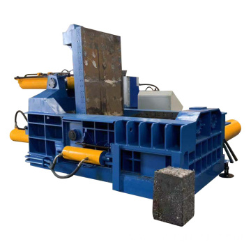 Hydraulic Metal Aluminum Alloy Door Compactor Machine