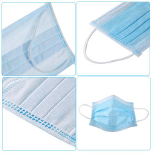Disposable 3ply Medical Kids Face Masks