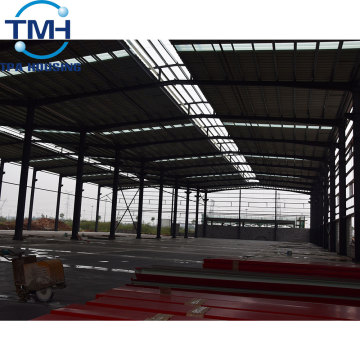 steel structure warehouse factory prefabrication workshop