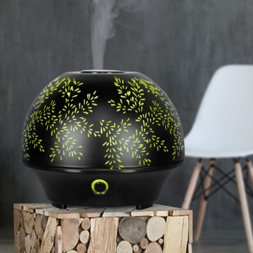 Glass Ultrasonic Mist Essential Oils Aromatherapy Diffuser