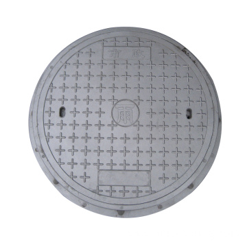 En124 Screw/Composite Resin Round Manhole Cover