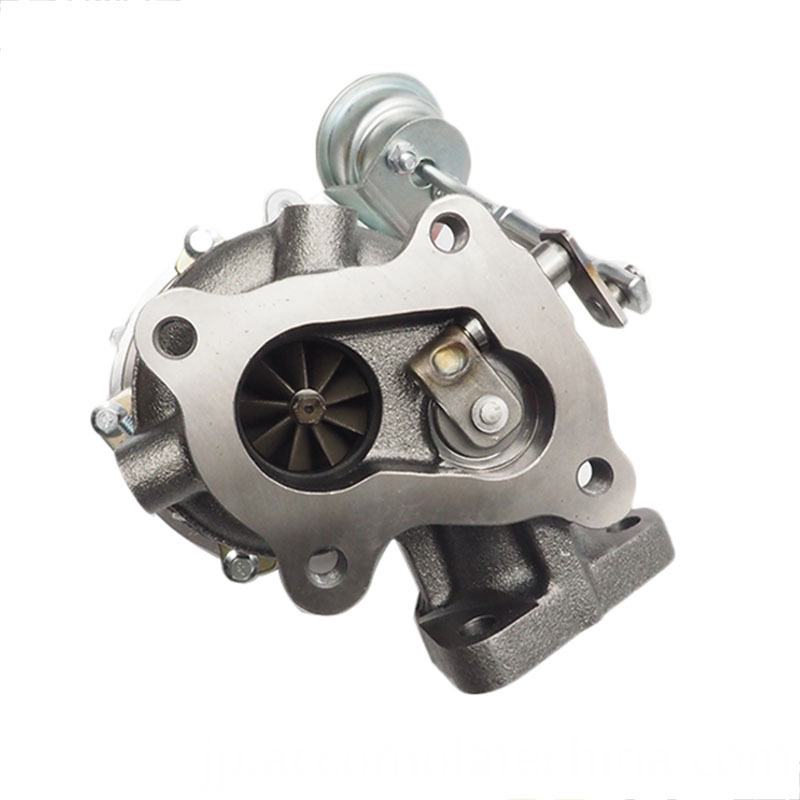 Engine Turbone Turbocharger Parts Turbocharger Back
