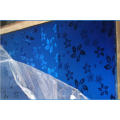 AISI 304 Etched Mirror SS Sheet for Decoration