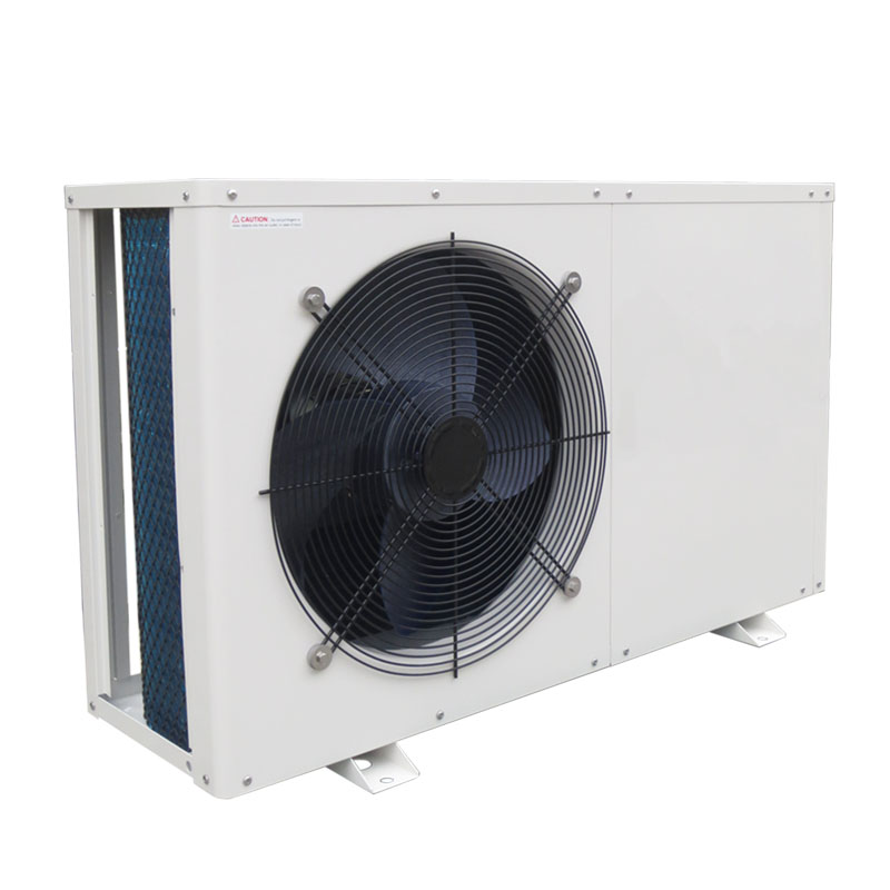 Horizontal Heat Pump for Swimming Pool