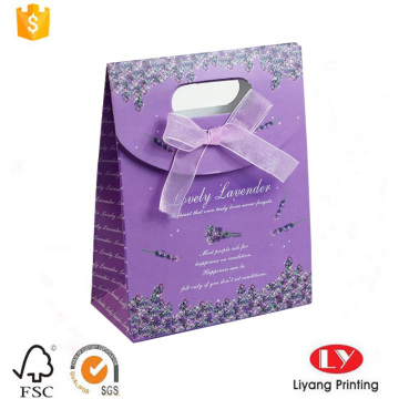Custom wedding used paper gift packing bags