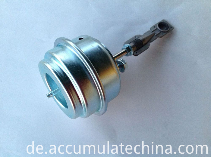 Turbo Wastegate Vacuum Actuator With Vnt 15 Turbocharger P