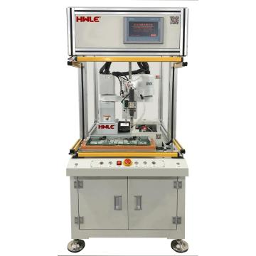 Servo Screw Locking Machine for double bolts