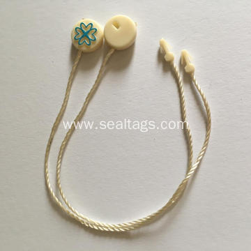 Wholesale Garment Plastic  String Lock Seal Tag