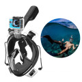 new scuba free diving full face mask