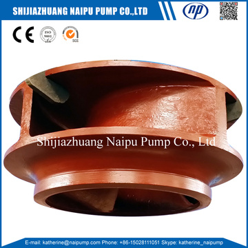 Naipu OEM Service Slurry Pump Impeller