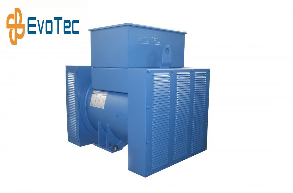 800KW Three Phase Synchronous Generator