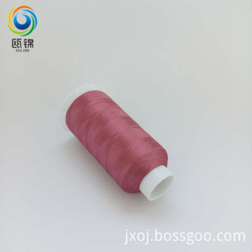 100% Polyester embroidery thread 150D/2 3000Yds