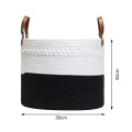 Online Shopping Large Bathroom Laundry Basket with Handles